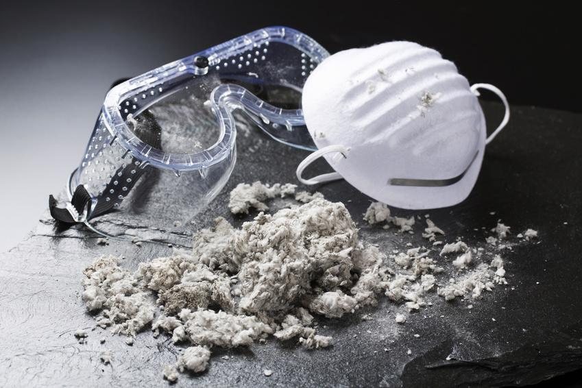 Asbestos in construction