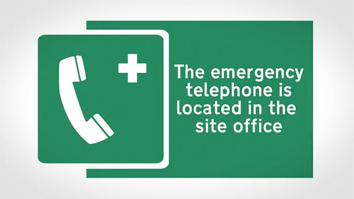 Health and Safety Emergency Phone