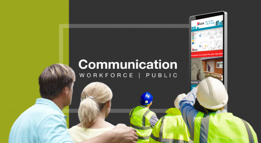 Communication with Site Workforce